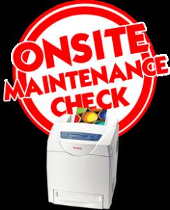Xerox Printer Maintenance